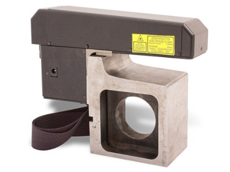 Railway Wheel Profile Gauge, profilometer for rail wheel flange  measurements — RIFTEK LLC